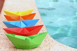 Basteln Mit Papier Kinder Papierbasteln Einfache Ideen