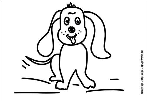 Einfache Malvorlagen Mit Tieren Ausmalbilder Tierzeichnungen Zum