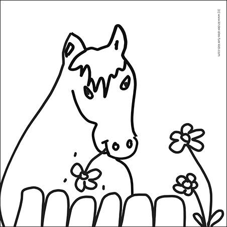 einfache malvorlagen mit tieren - ausmalbilder