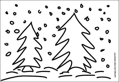 Einfache Malvorlagen Für Weihnachten Ausmalbilder